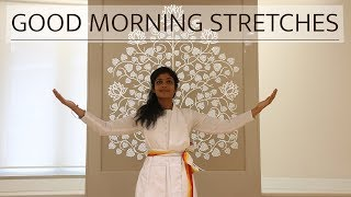 Good Morning Stretches   SRMDYoga