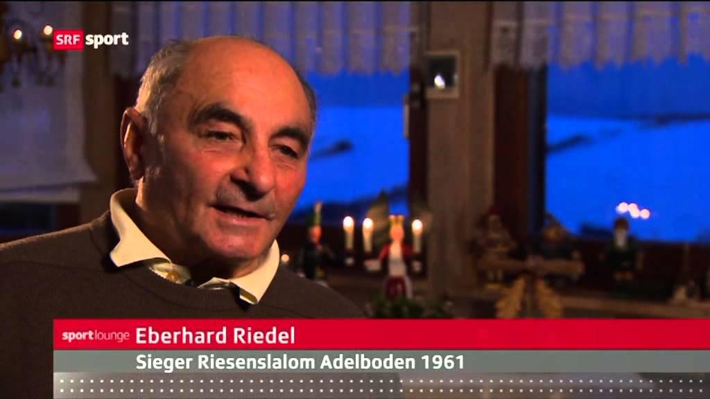 Sendung Srf Sportstudio Thema Eberhard Riedel Quelle Srf