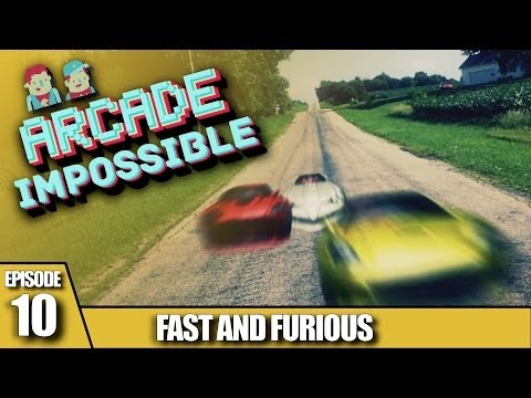 Arcade Impossible - Episode 10, Fast and Furious