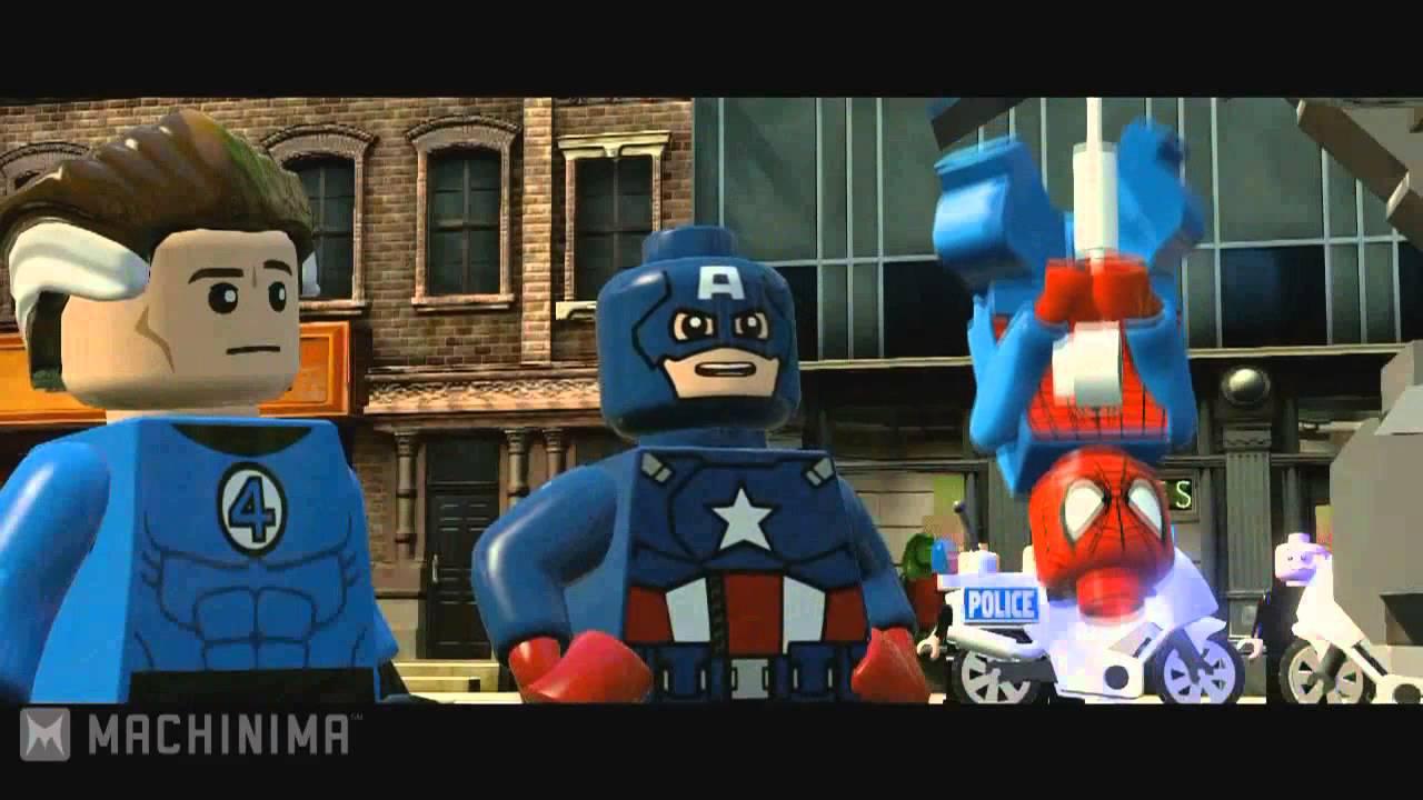 Смотреть лего марвел супергерои фото 678-699