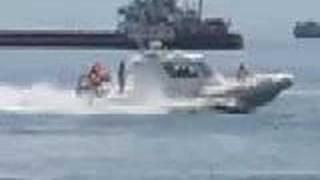 RIB - latest design delivered for Coast Guard