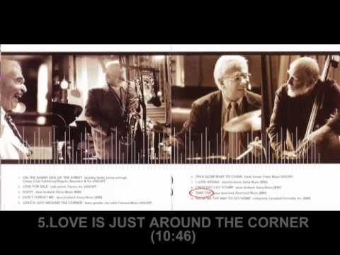 Dave Brubeck Quartet  Park Avenue South  2003