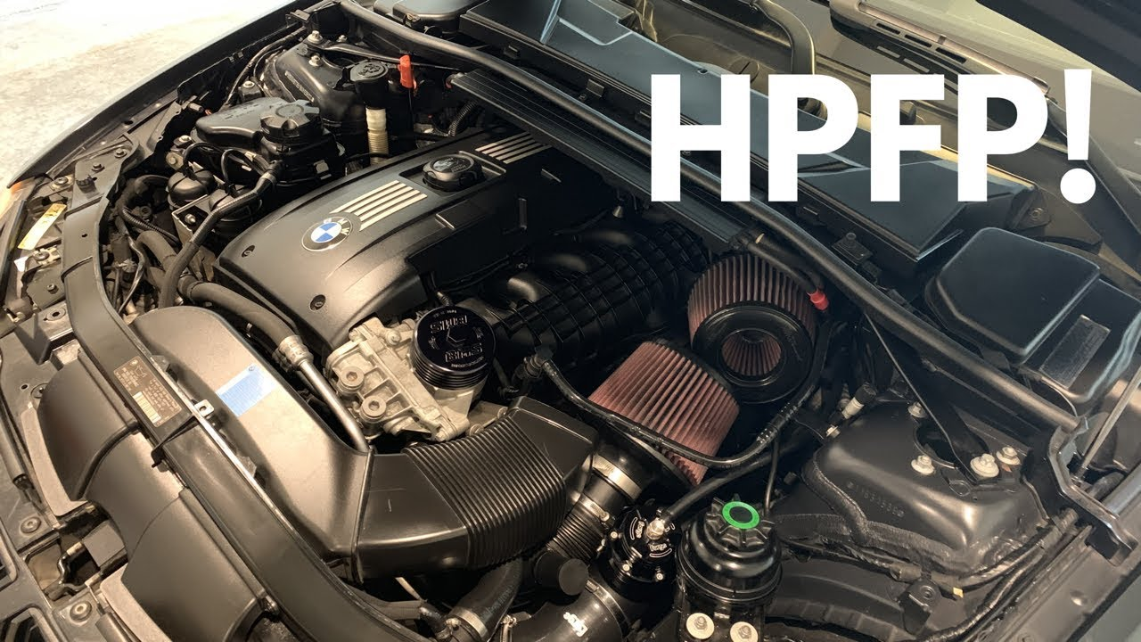 BMW N54 HPFP FAILURE Symptoms/Codes!