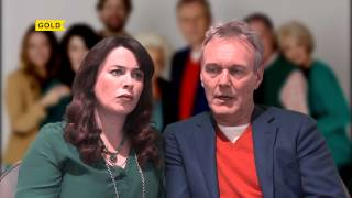 Anthony Head & Eve Myles | What's the show about? | You, Me & Them