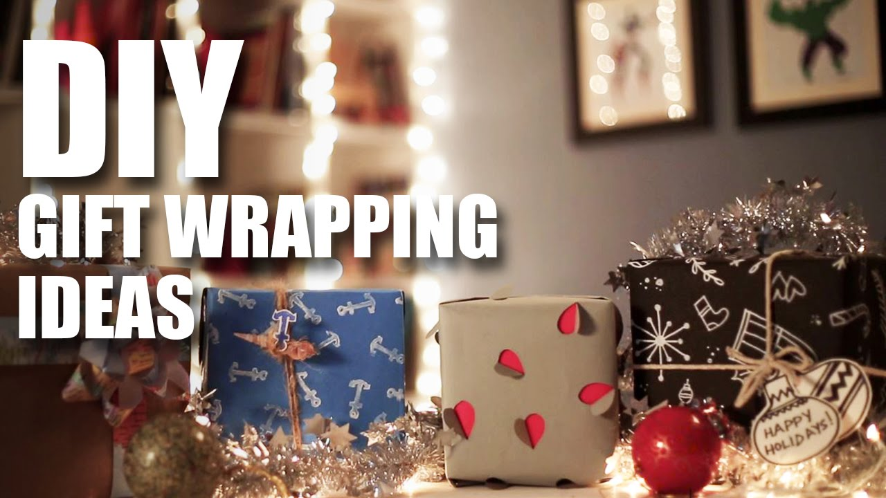 Download DIY Gift Wrapping Ideas