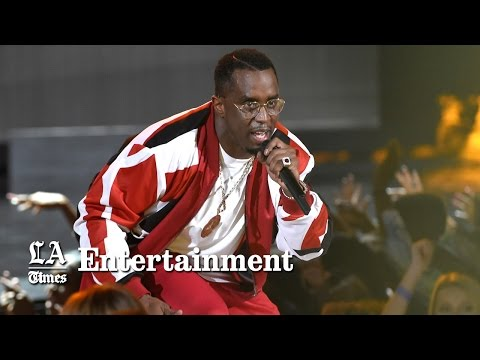 Diddy falls onstage; Rihanna duct-tapes Floyd Mayweather's mouth | BET Awards 2015