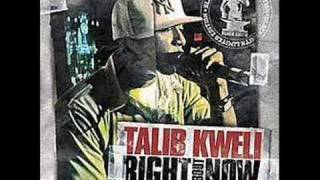 Watch Talib Kweli Right About Now video