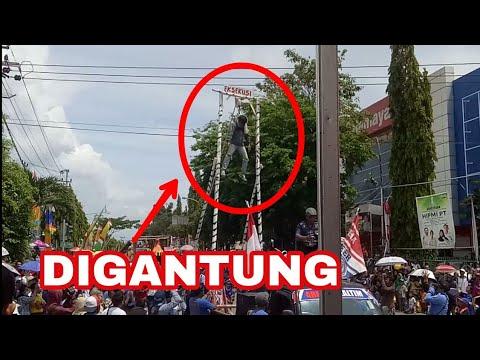 DIGANTUNG AREMANIA - BANTENGAN BONTANG @BCC 2017