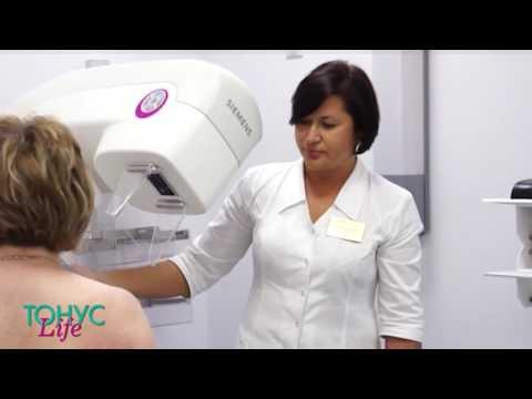 Рак груди. Рак молочной железы. Диагностика рака груди