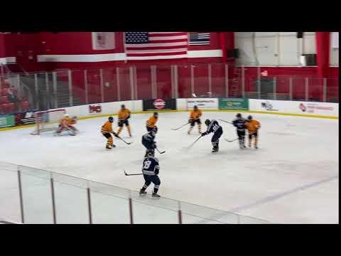 Marlboro-Holmdel Goaltender Dmitri Kapranov Save