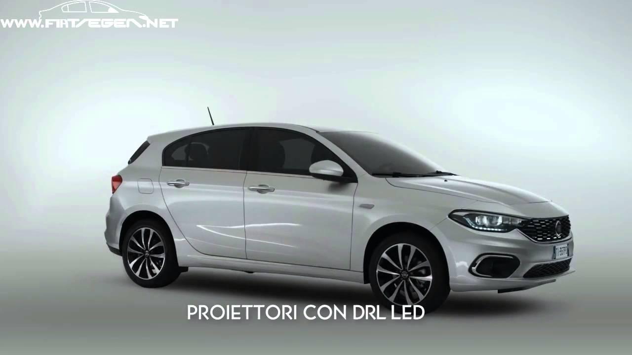 fiat egea / tipo hatchback promo - youtube