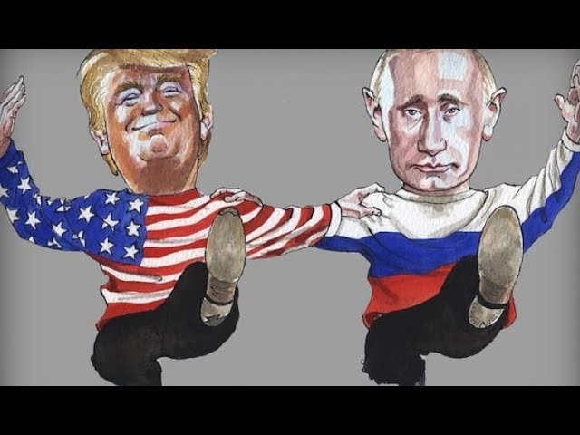 Немного конспирологии на тему встречи Путина и Трампа