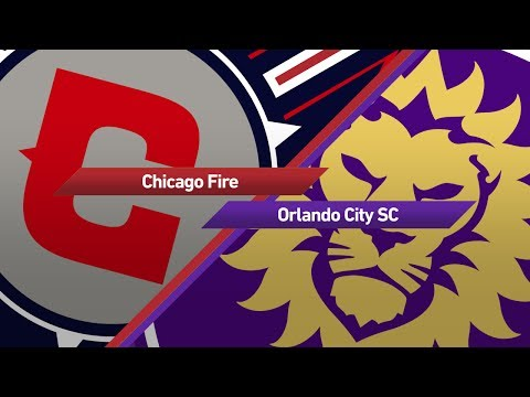 Highlights: Chicago Fire vs. Orlando City SC | June 24, 2017