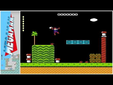 Mega Man in the Mushroom Kingdom (2006) | Mega Man Hack
