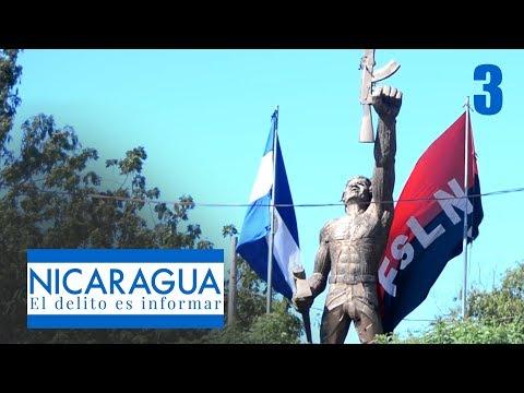 Están afuera pero no en silencio : Nicaragua, el delito es informar | EL TIEMPO