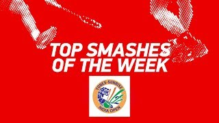 Top Smashes of the Week | YONEX-SUNRISE India Open 2019 | BWF 2019