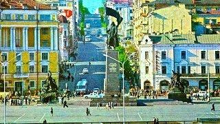 """Владивосток - город у Тихого океана """"Историческое путешествие"""", 1976 год. Документальный фильм"""