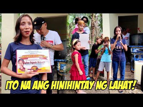 WELCOME SA BAGONG BAHAY NANAY MYLENE! -  (2020)
