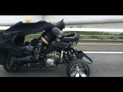 【素顔画像】バットマンならぬチバットマンの正体が判明!!