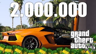 2.000.000 in 15 MINUTEN | GTA 5 ONLINE MONEY GLITCH 1.40 | PS4, XB1 & PC | GERMAN/ DEUTSCH | Ju LeX