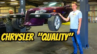 Here's Everything That's Broken On the Cheapest Plymouth Prowler In The USA