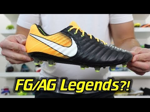 4123accec5d Legends For Any Playing Surface ! - Nike Tiempo Legend 7 AG-Pro - Review +  On Feet