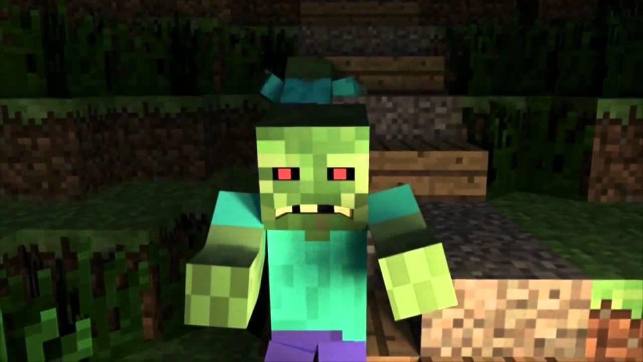 Mineshaf Minecraft Parody Song [พากย์ไทย]
