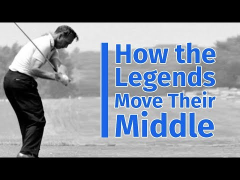 Core Movements – How the Legends Move Their Middle