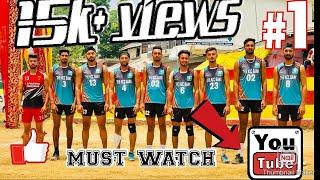 Volleyball Club Babak #best spikes #kanni #manjot #Sube singh
