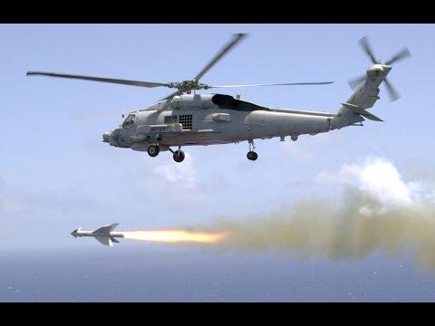 Este es el Seahawk SH60 B que Estados Unidos oferta a Armada de Perú