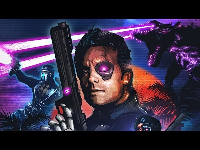EL HUYE DRAGONES - Far Cry 3 Blood Dragon Videos De Viajes