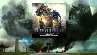 Leave Planet Earth Alone (Extended) - Transformers 4: Age of Extinction Score by Steve Jablonsky