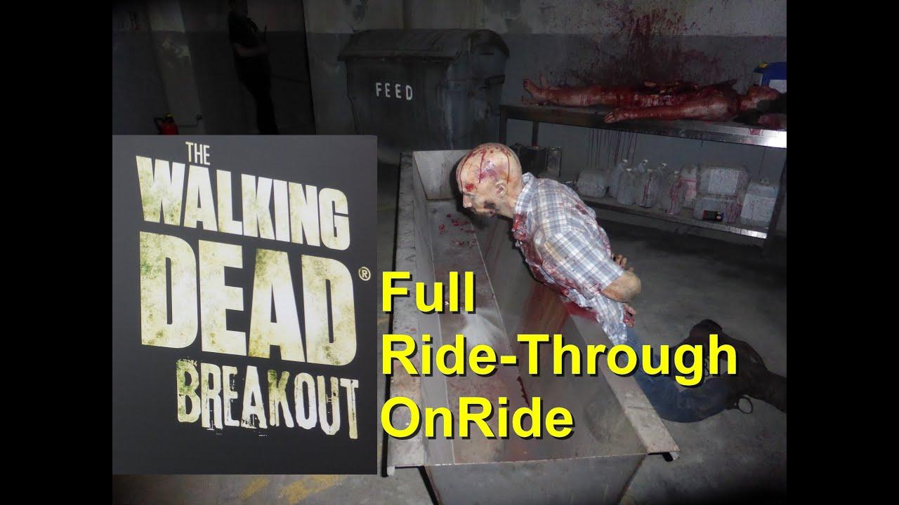 The Walking Dead Breakout Movie Park