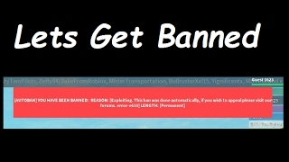 Can Roblox Guest Get Banned?