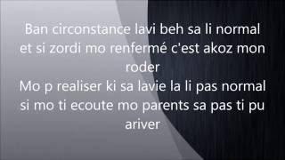 Sky to be - circonstance lavi (lyrics)