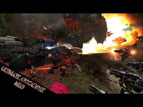 Space Marine Defense! - Dawn of War Ultimate Apocalypse Mod