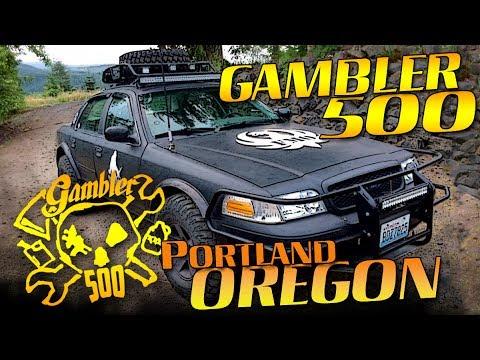 Gambler 500 - Portland, Oregon - FMO Edition