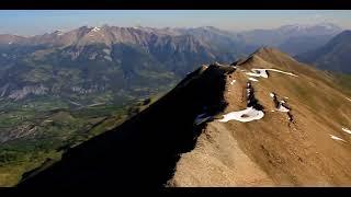 Du ciel des Alpes aux terres de Provence