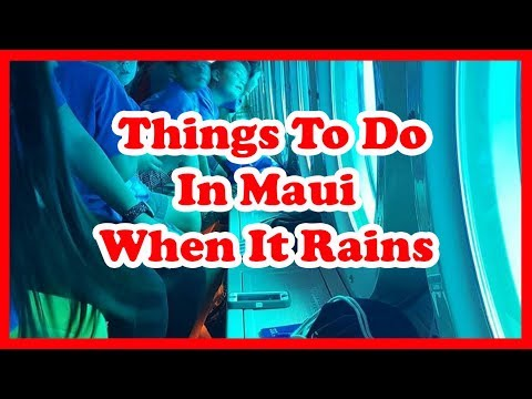 5 Best Things To Do In Maui, Hawaii When It Rains | US Travel Guide