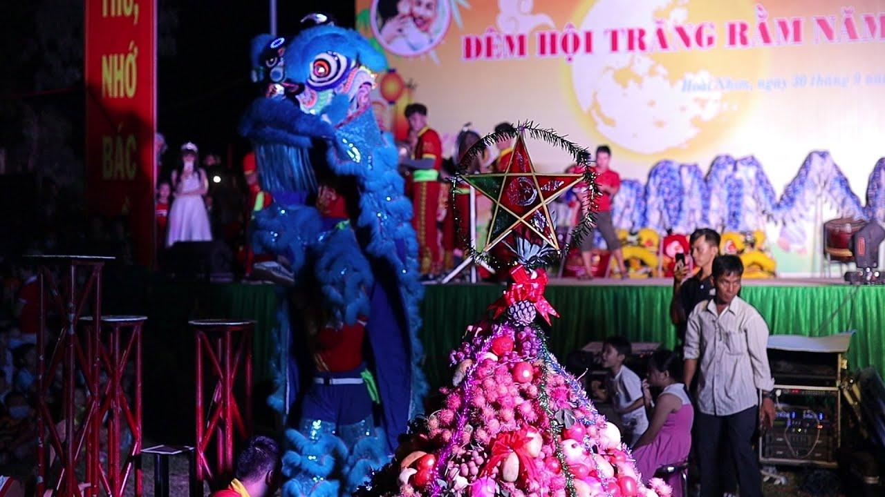 Múa Lân Xanh Đẹp tại Hoài Châu Bắc | BMHS