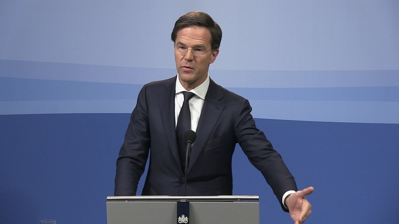 Integrale Persconferentie MP Rutte 20 Januari 2017