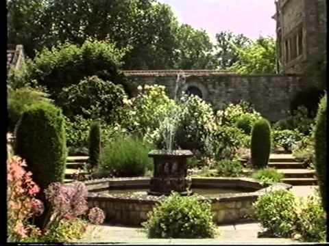 Kiftsgate Court Garden near Chipping Campden in Gloucestershire.