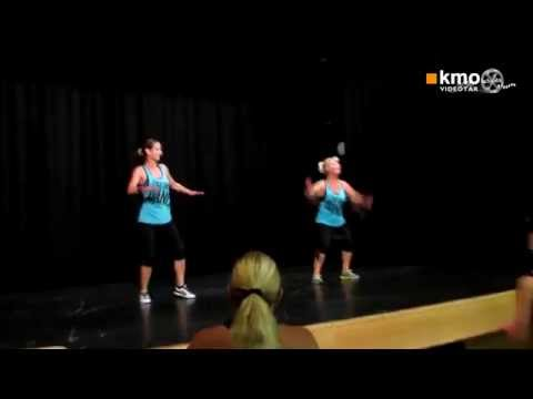 Zumba Fitness a KMO-ban