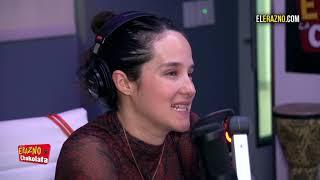 Ximena Sariñana Vino A Visitar Al Macuarro Del Erazno! 😍