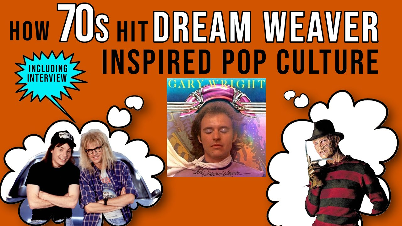 Story of 1970s Vinyl Hit Dream Weaver with Gary Wright | Pop Fix | Professor of Rock