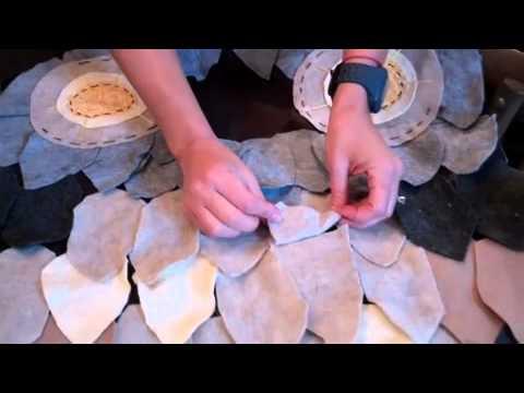 Homegirltv owl costume tutorial youtube solutioingenieria Images