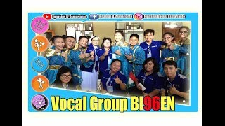 Vocal Group SMP Pax Christi Angkatan 96 (Tenggo Lari)