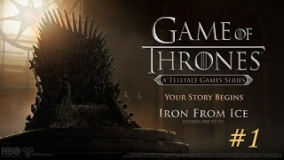 Красная свадьба [Telltale Game of Thrones/Игра Престолов Эпизод 1 #1]