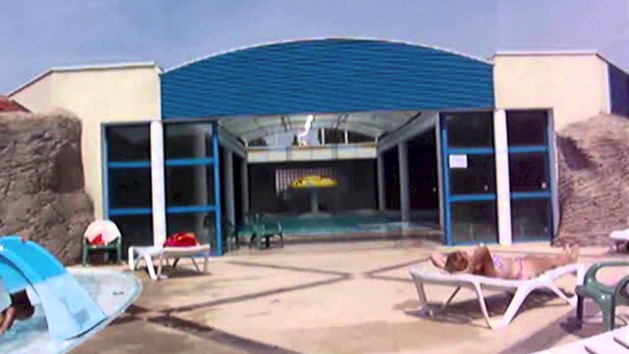 Extension Maison Piscine Couverte camping le bois tordu - piscine couverte - vendée - 2006