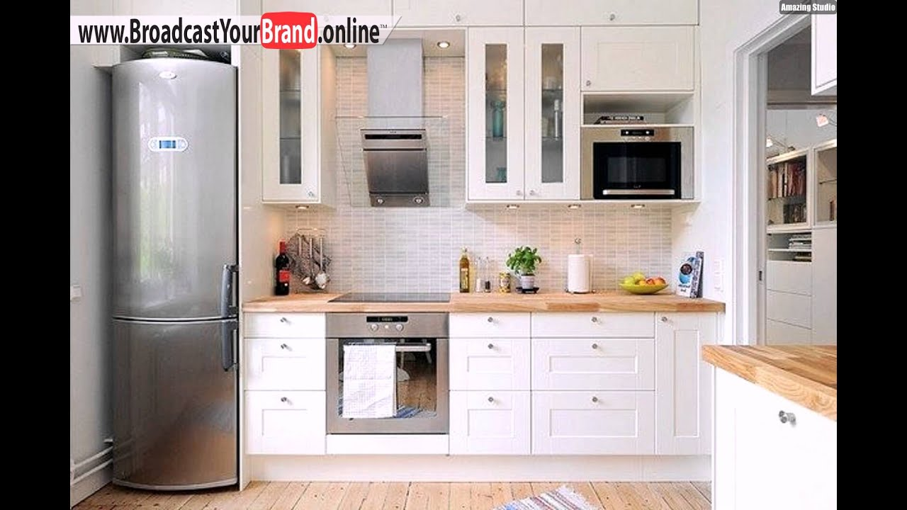 Moderne k che skandinavische m bel youtube for Kitchen setup designs